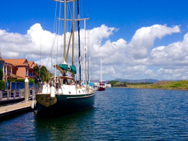 Beautiful Sail Boat