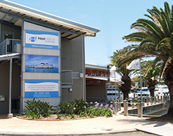 about hope harbour marina