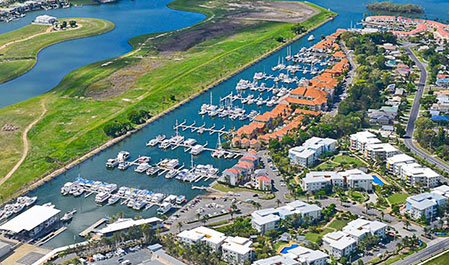 Convenient Marina Gold Coast